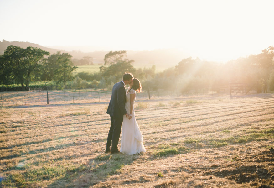 Sonoma Valley Wedding Venue Winery wedding site vineyard ceremony rustic elegant barn wedding glen ellen farm