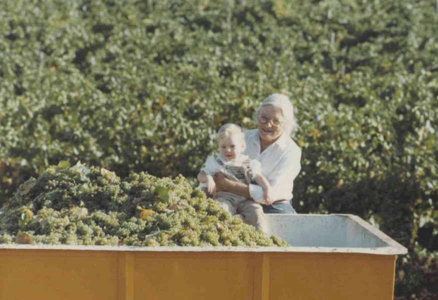 Lauren & Rosemary, Harvest 1982