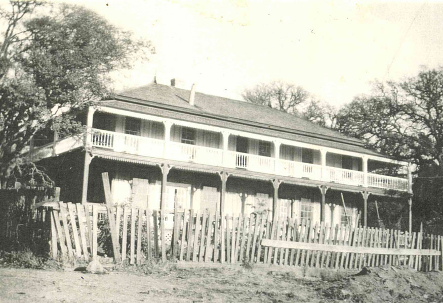 Beltane Ranch Historic Sonoma Ranch 1892 Mary Ellen Pleasant Heritage Landmark
