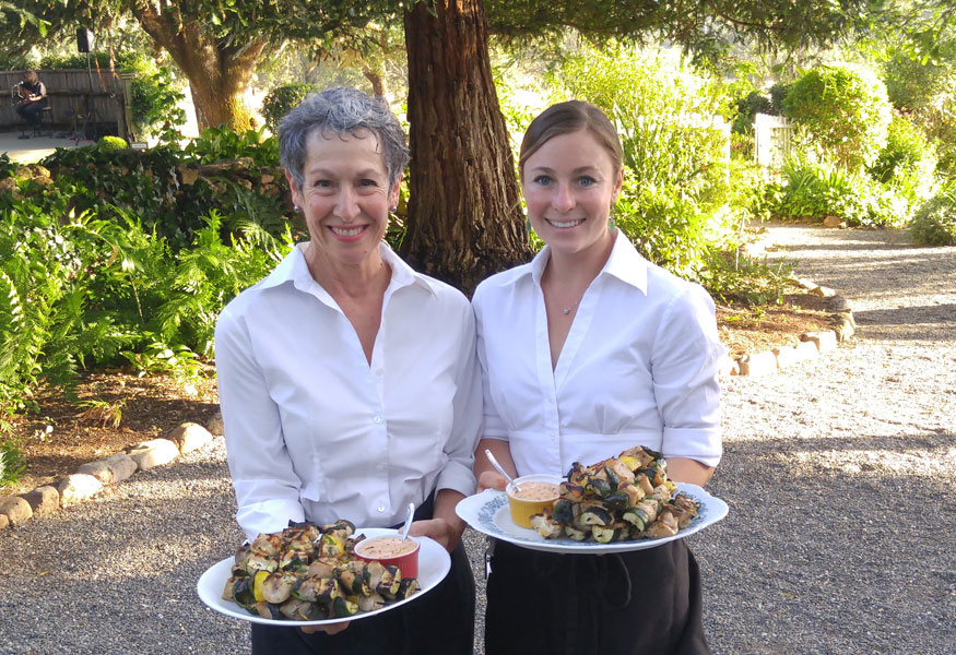 Glen Ellen Catering Wedding Event Venue Beltane Ranch Working Ranch Estate Gardens, Winery and Farm Stay Glen Ellen
