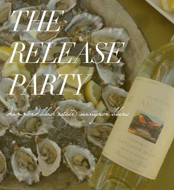 Beltane Ranch Sauvignon Blanc Release Party June 2nd 2018