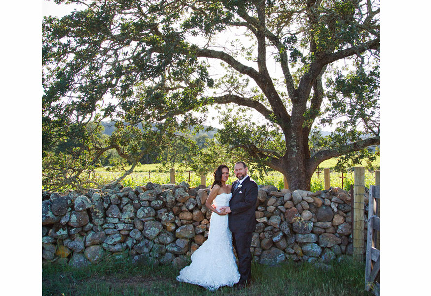 Sonoma Intimate Event Venue Romantic Wine country Inn Winery Vineyard destination Small weddings elopments